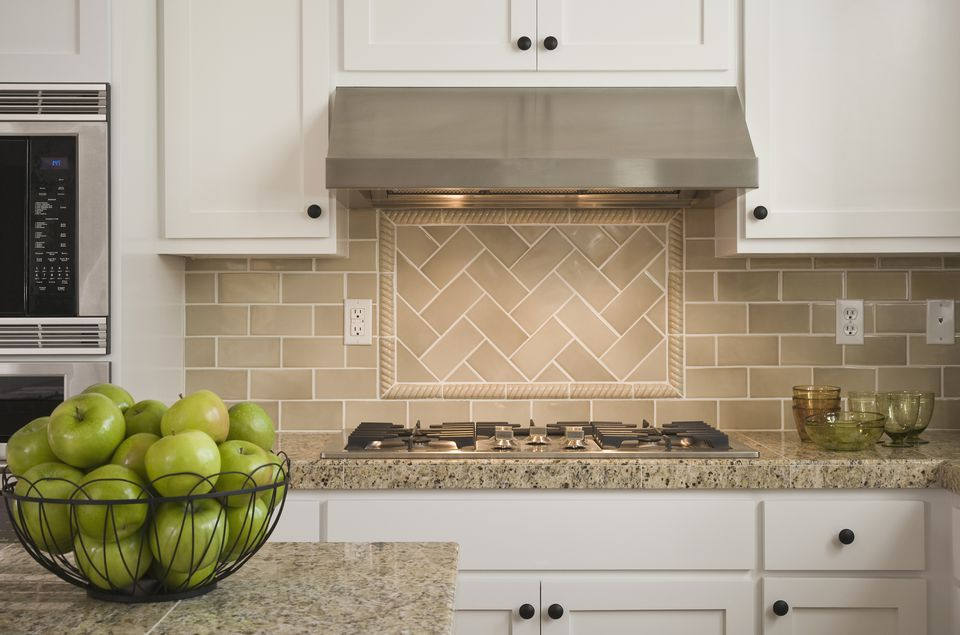 best tile for backsplash in kitchen the best backsplash materials for kitchen or bathroom 5291