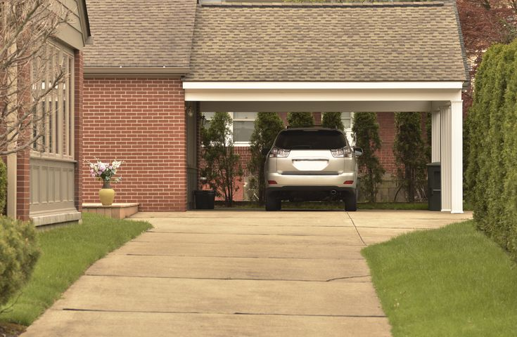 Converting A Carport, Cost Of Adding A Garage To Your Home