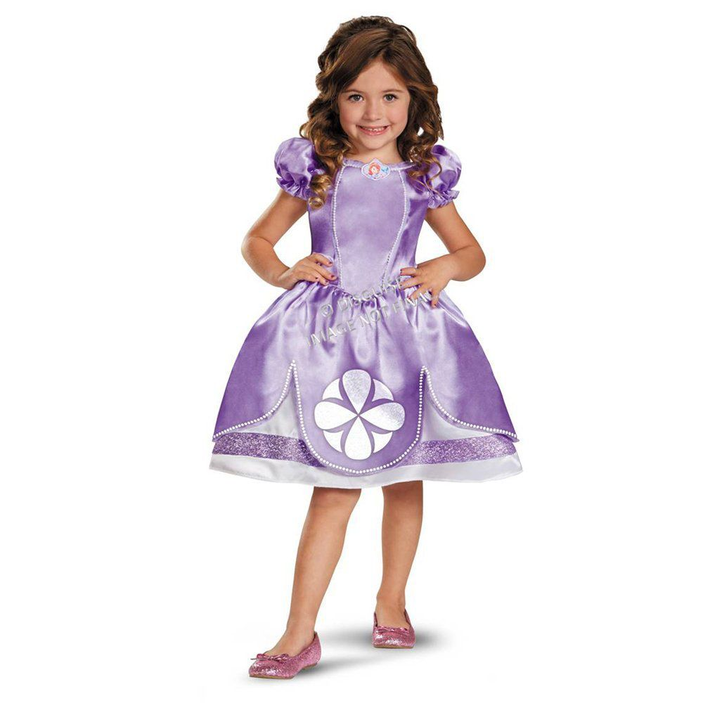 9ccf433e5 Best for Dress-Up: Sofia the First Costumes and Dresses