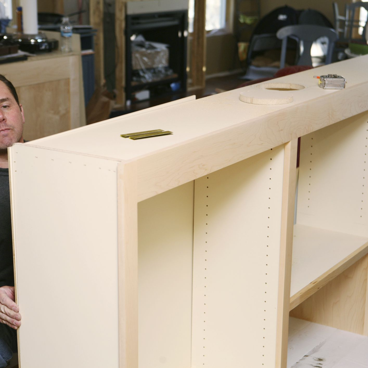 Particle Board Vs Plywood Cabinets