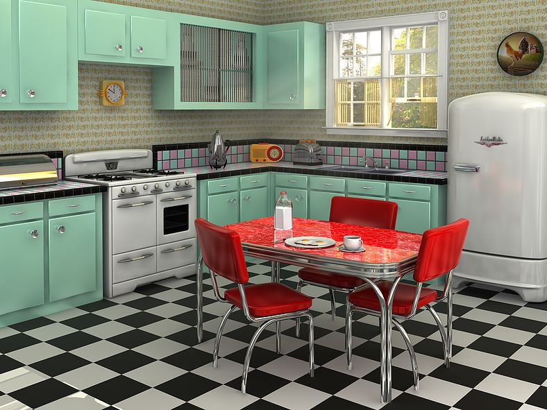 Using Linoleum Flooring In Kitchens