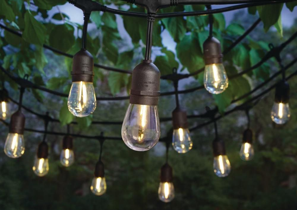 The 8 Best Outdoor String Lights Of 2021, Hanging Lights For Outdoors