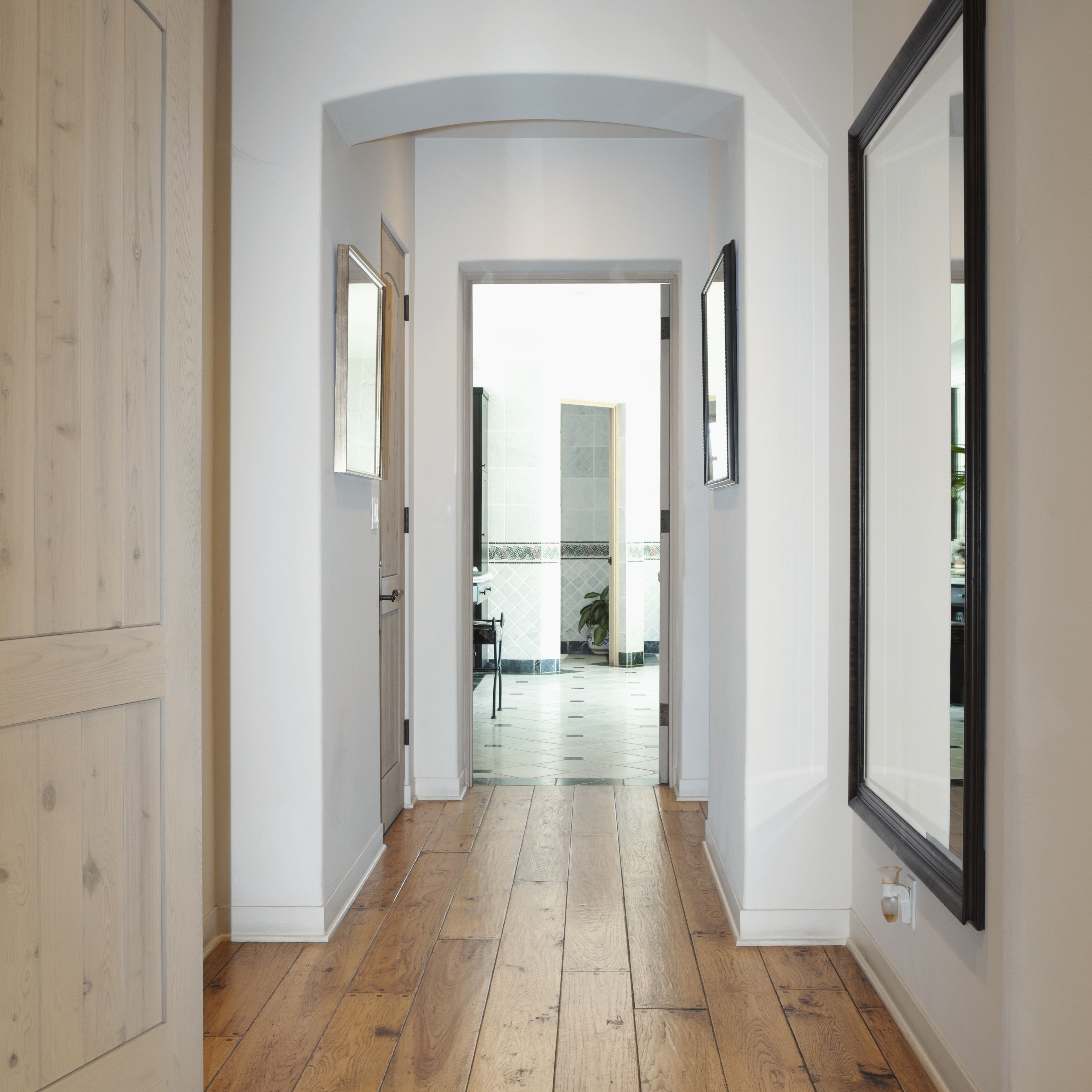 Feng Shui Tips for a Long Hallway Narrow Hall With Lake View House Plan on narrow lot floor plans, narrow lakefront house plans, narrow houses floor plans, narrow lot cottage house plans,