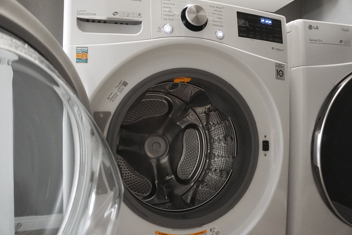 LG Front Load Washer 22