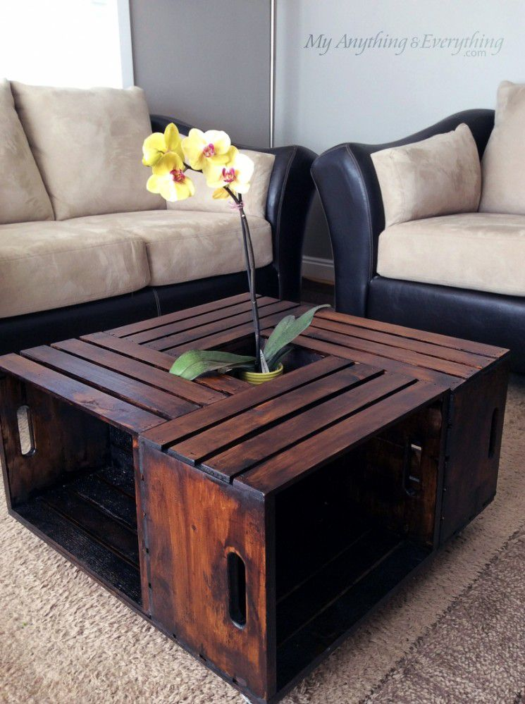 Amazing 23 Ways To Decorate With Wooden Crates Cjindustries Chair Design For Home Cjindustriesco