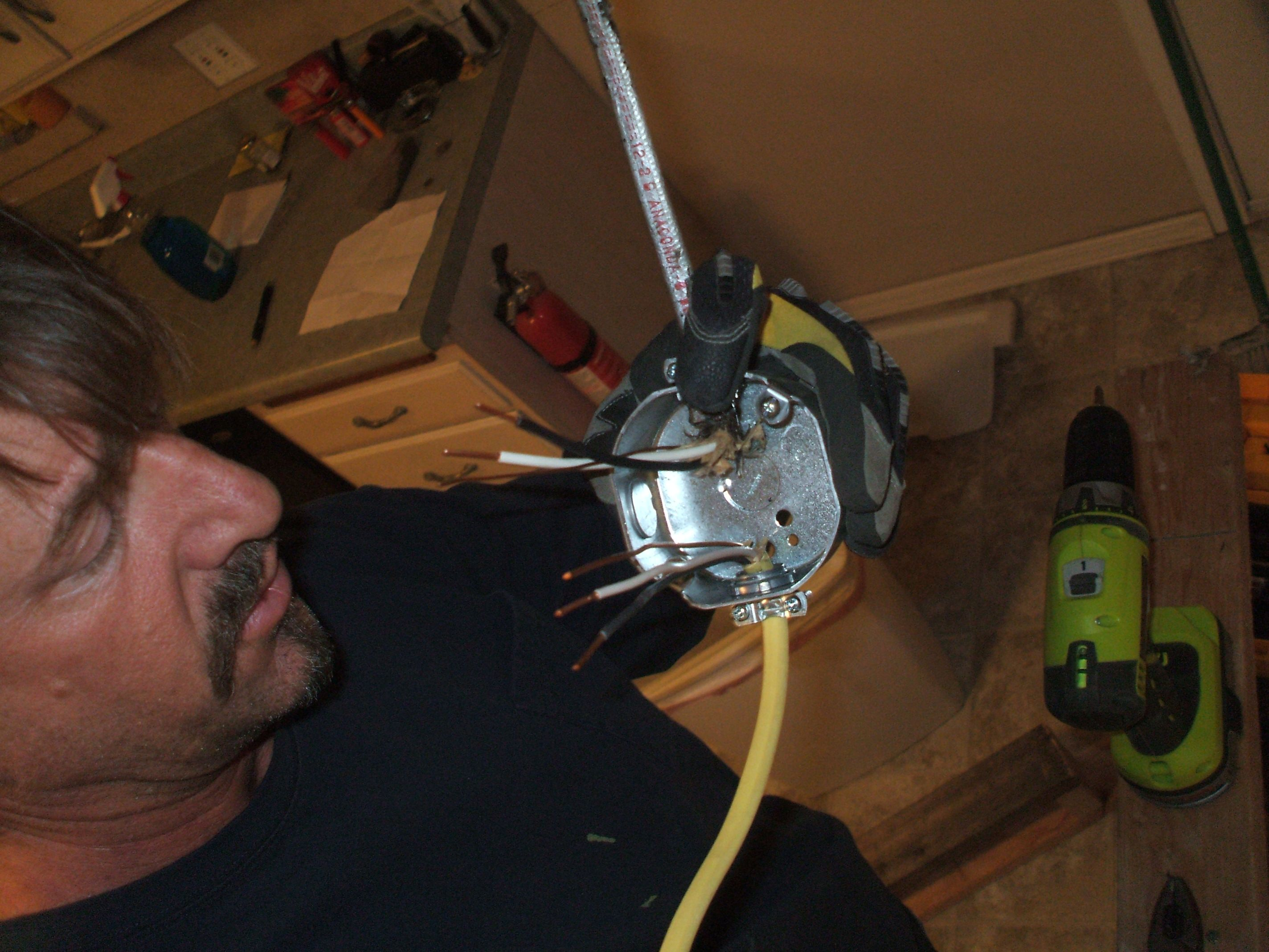 How To Splice Electrical Wire Outdoor Junction Box Wiring