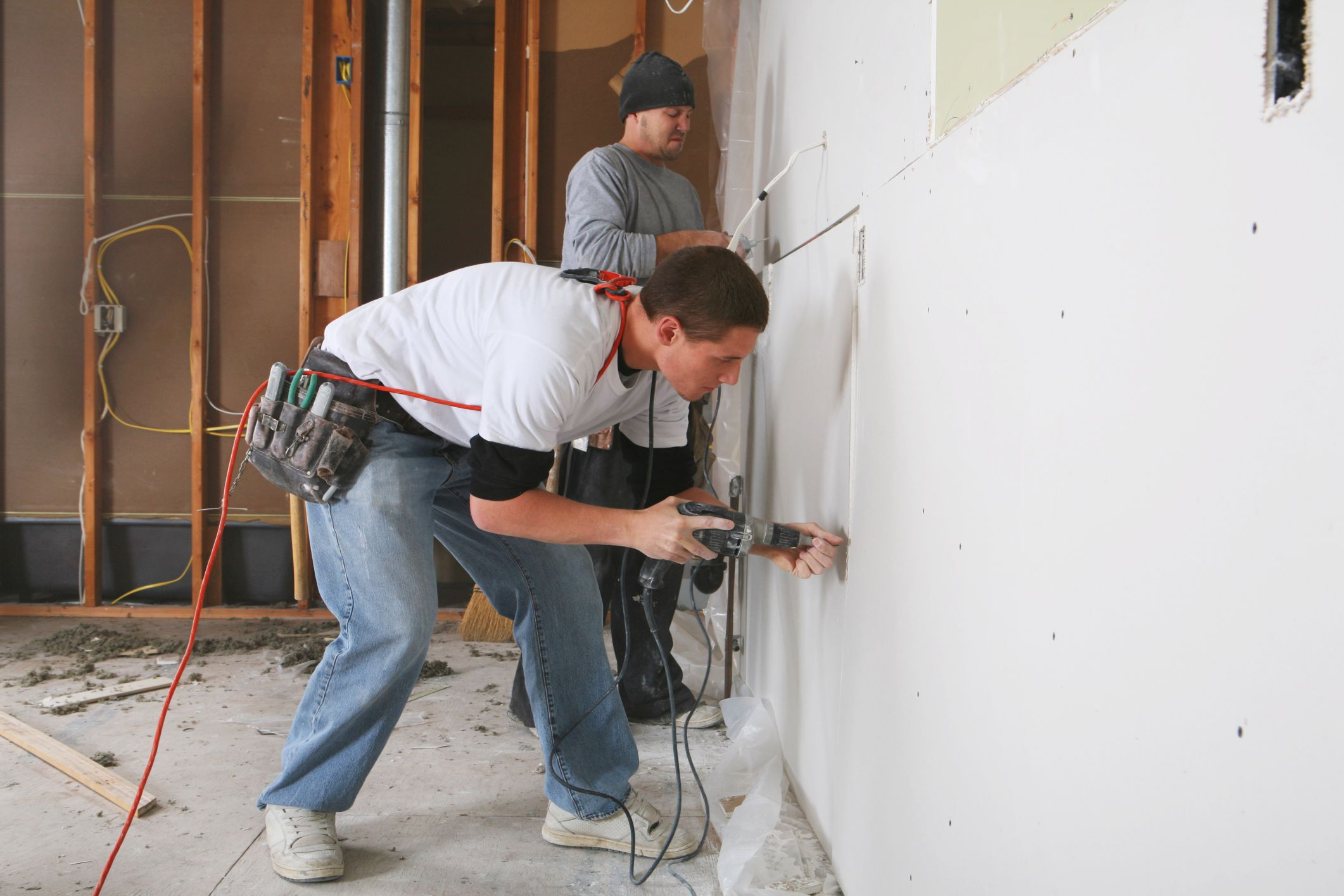 How To Hang Drywall For Smoother Professional Walls