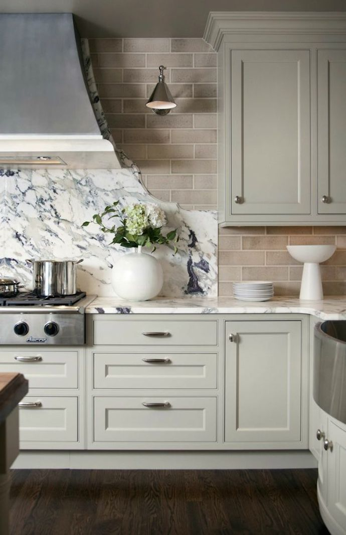 How to Make a Statement with Your Backsplash