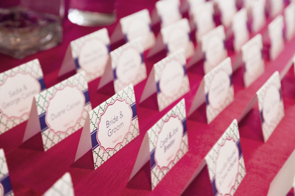 Estimating How Many Wedding Guests Will Attend
