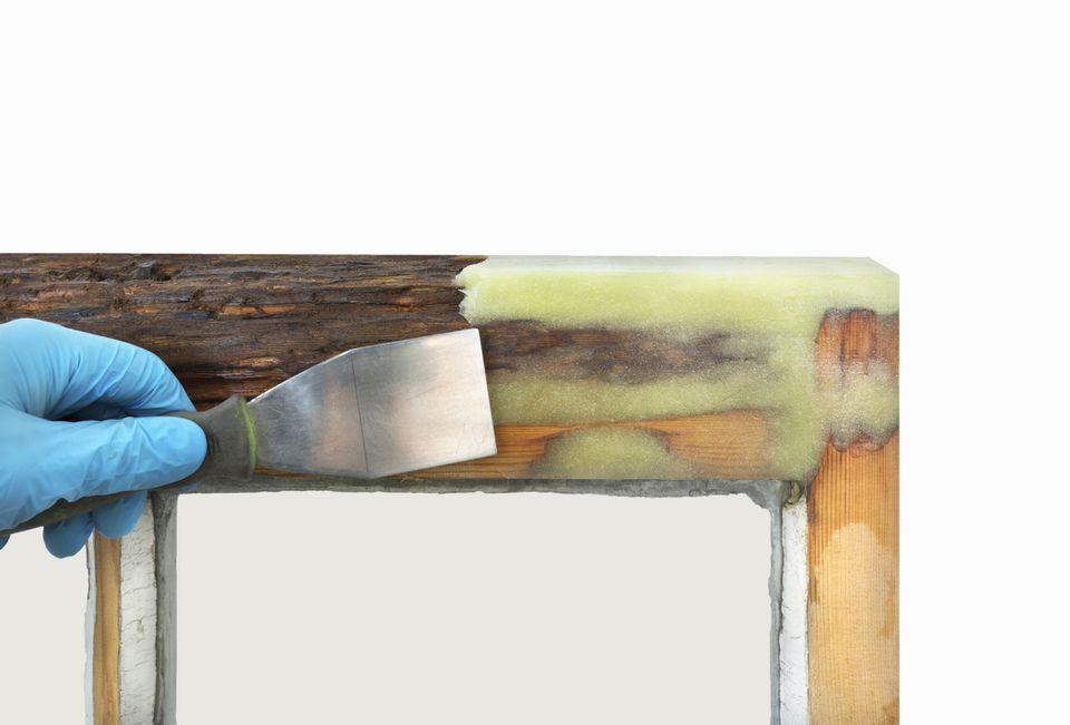 Fix Wood Epoxy Resin