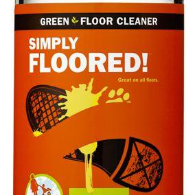 Better Life Simply Floored! Floor Cleaner