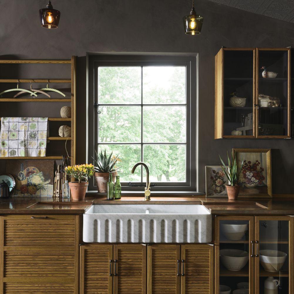 Haberdasher's kitchen from deVOL.
