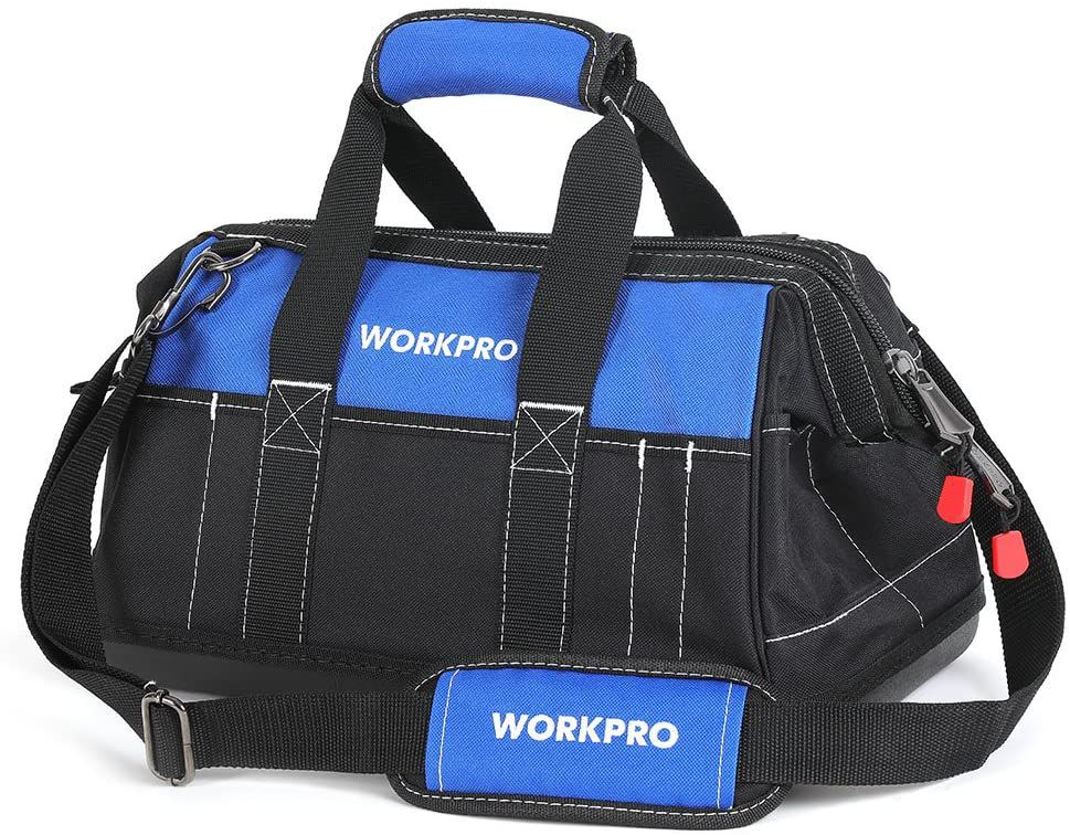 16-Inch Wide Mouth Tool Bag