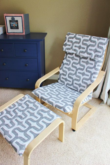 Diy Poang Chair Cover