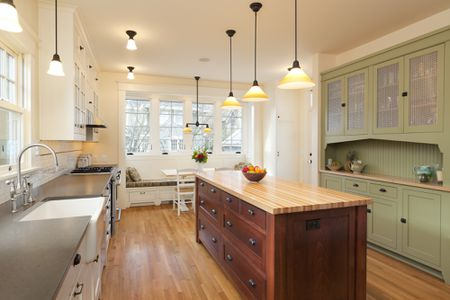 How Pros Estimate Kitchen Remodeling Costs Examples - Estimated cost to remodel kitchen