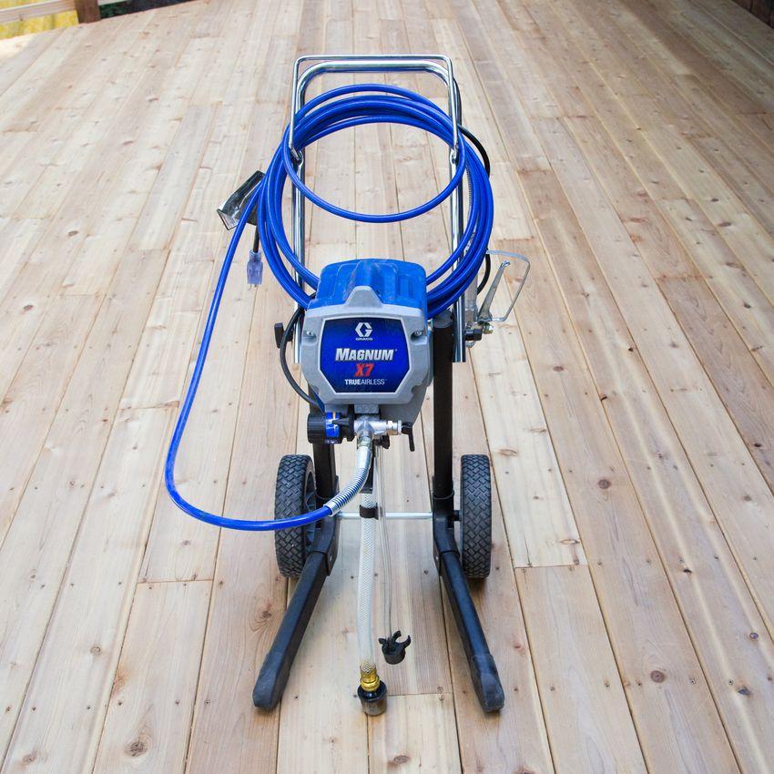Graco Magnum X7 Electric TrueAirless Sprayer