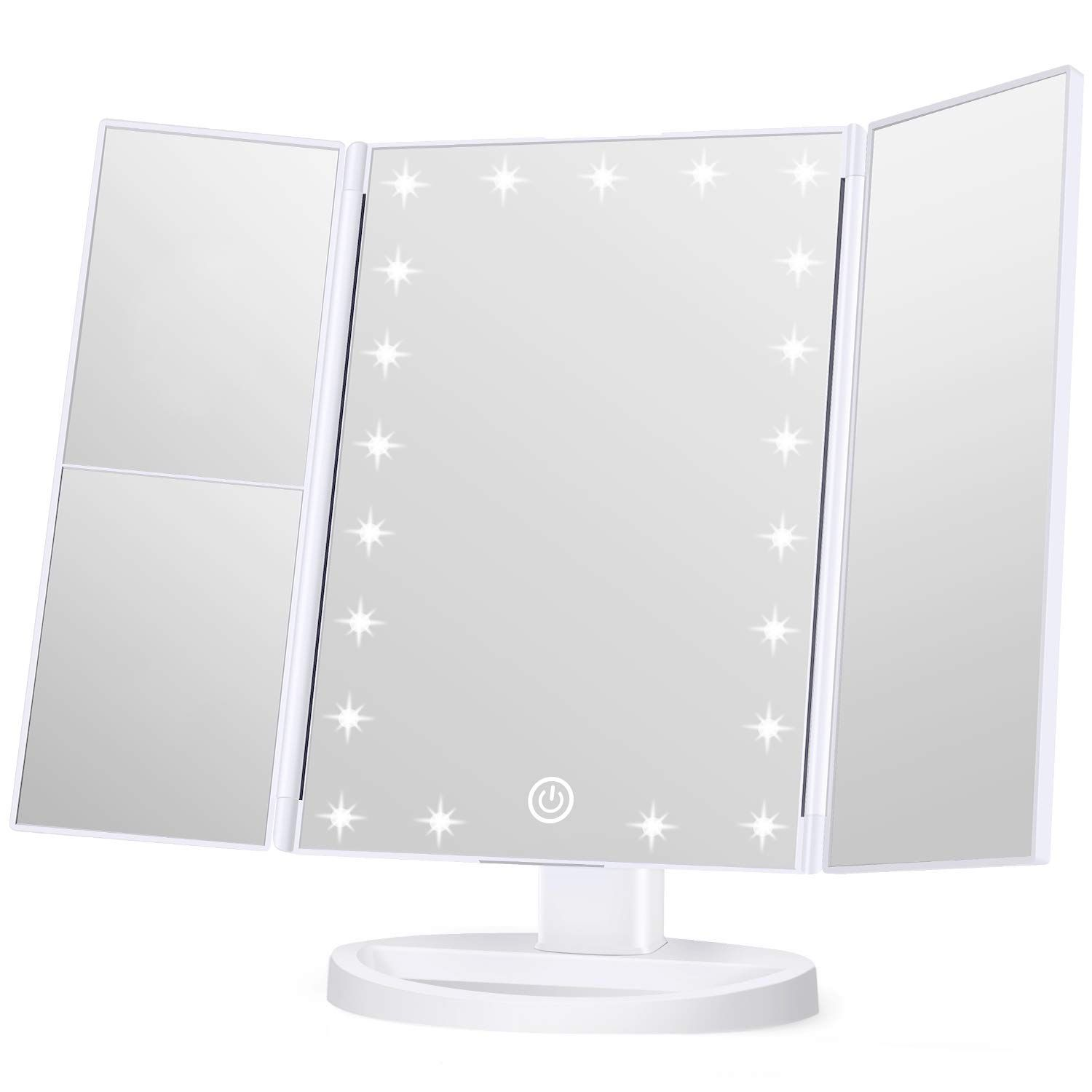 The 7 Best Makeup Mirrors Of 2021