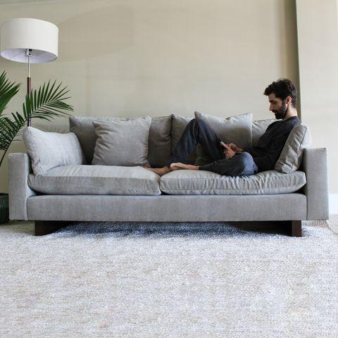 West Elm Harmony Sofa Luxe Elegant And Expensive