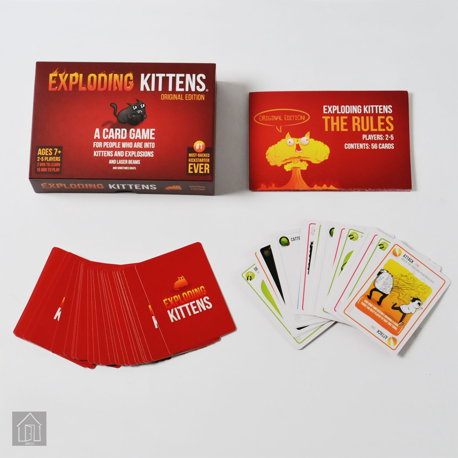 Exploding Kittens Card Game Review: Strategic, Silly, and Fun