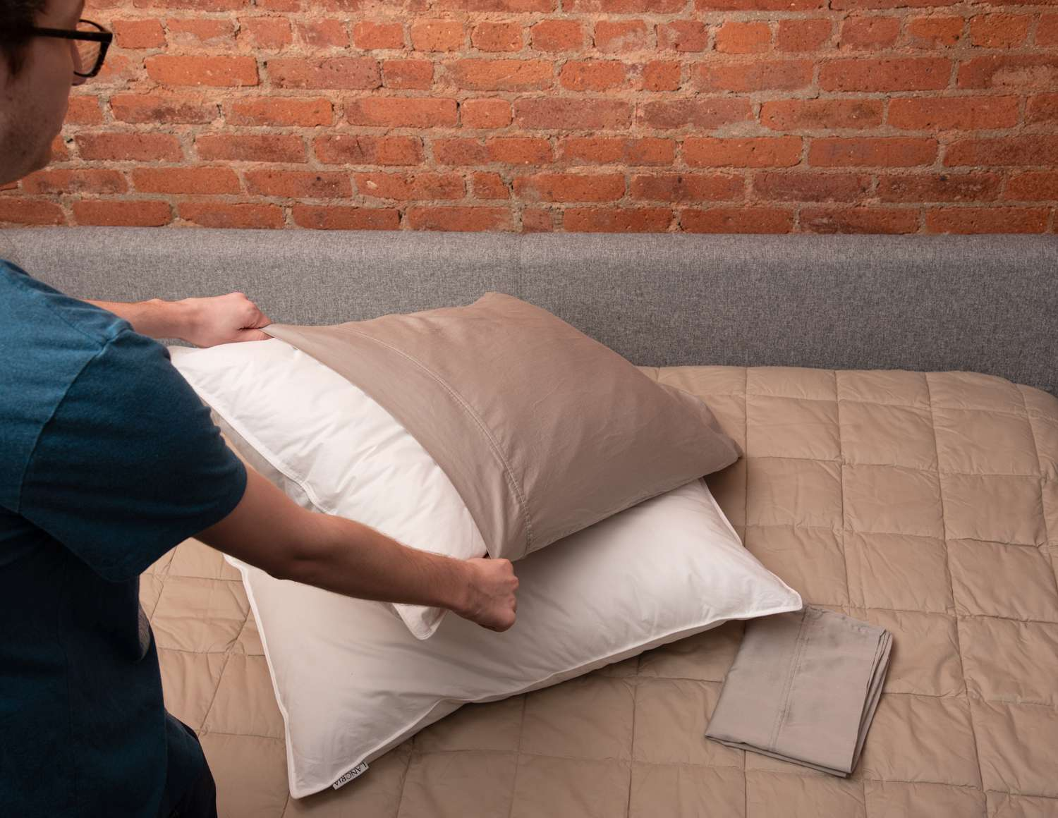 Langria Down Alternative Pillow Review Affordable