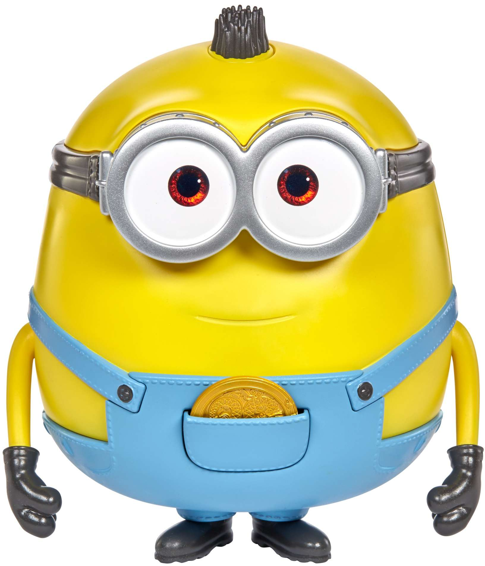 Minions: The Rise of Gru Babble Otto Large Interactive Toy For Kids Ages 4 Years & Up
