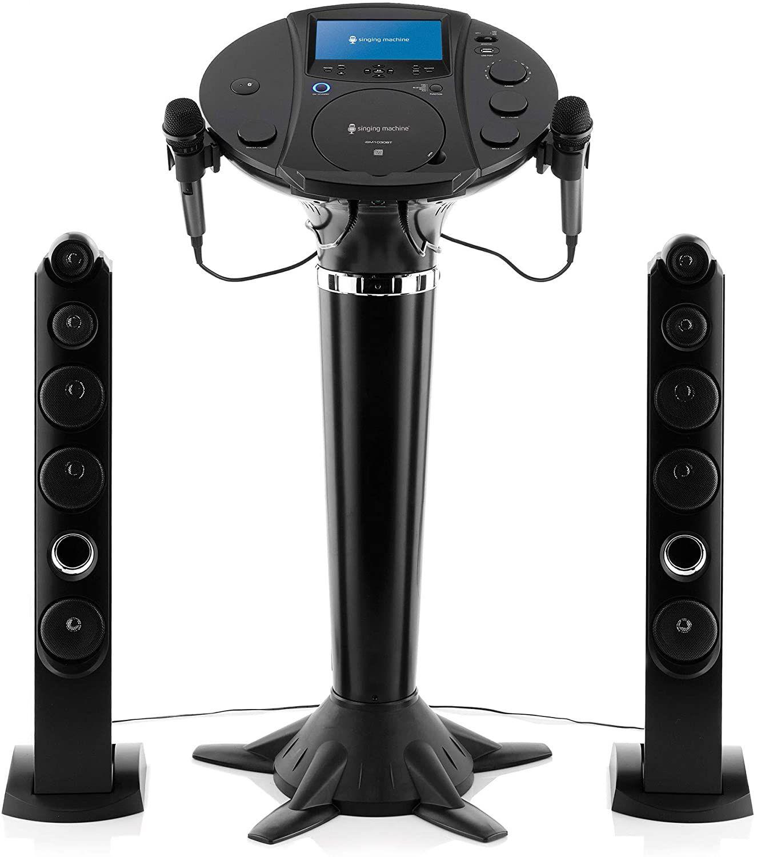karaoke-pedestal
