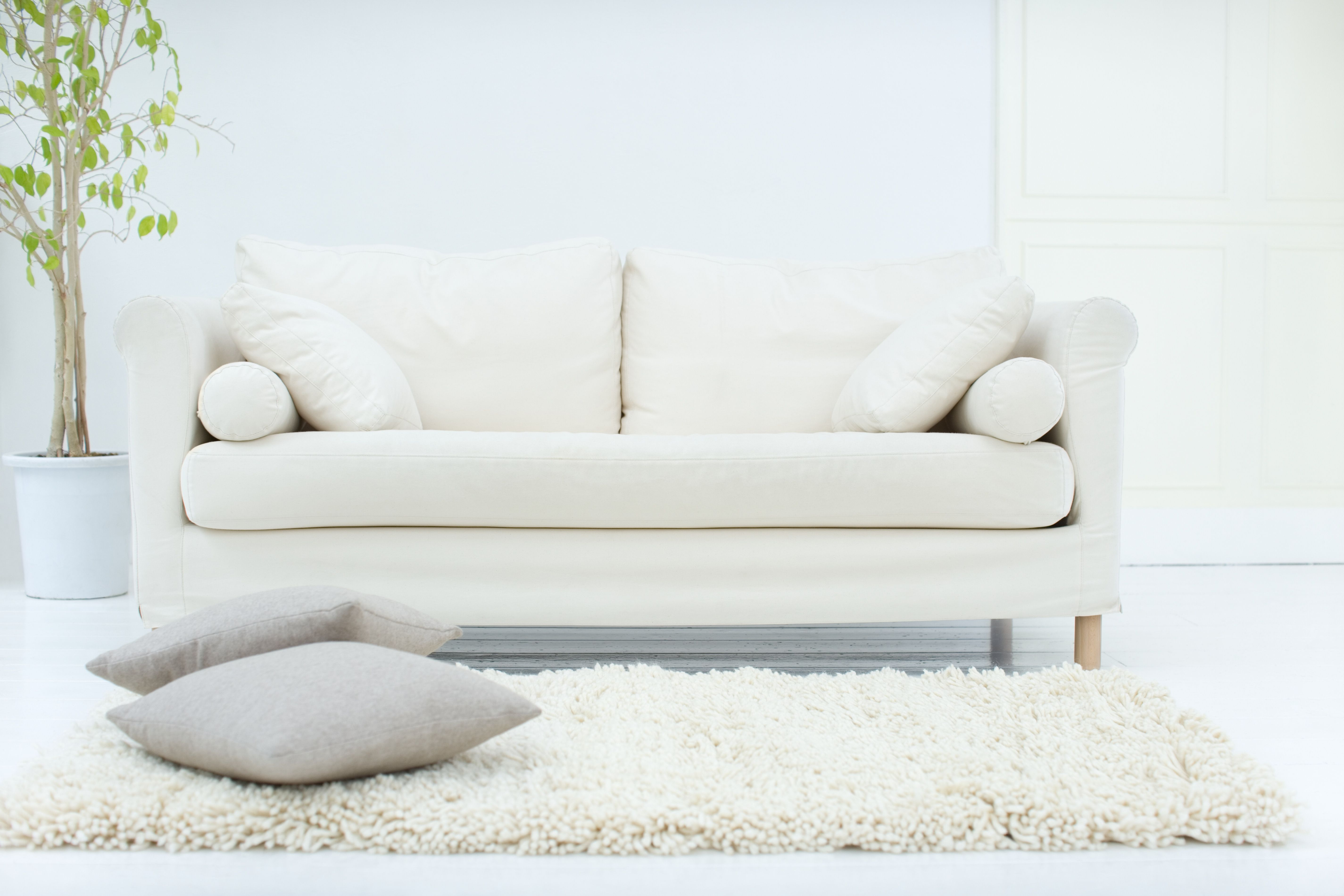 Awesome Big Comfy Couch Set