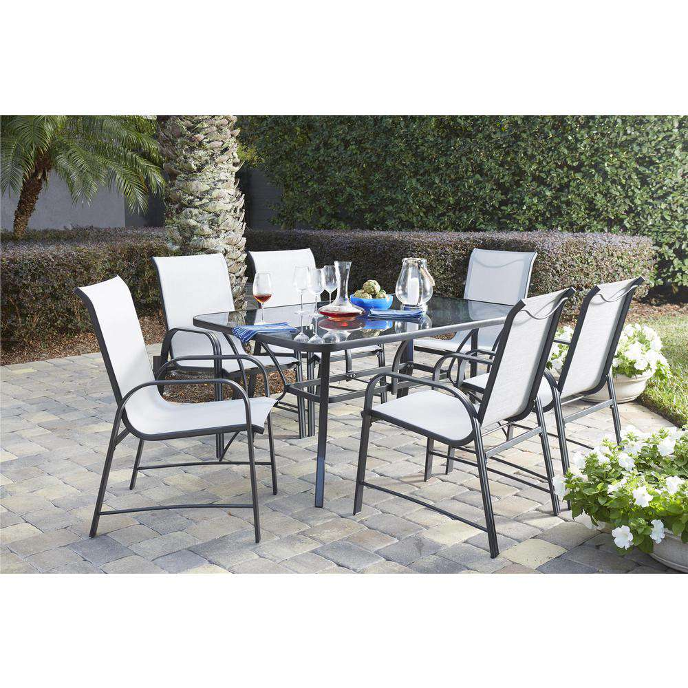High Top Outdoor Dining Set