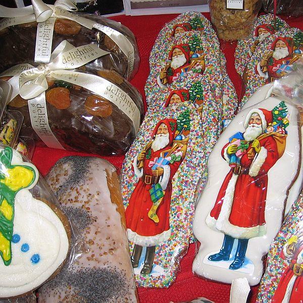 St. Nicholas Gingerbread Cookies