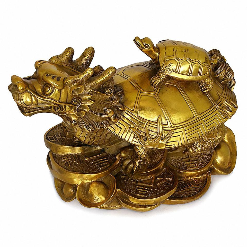 Feng shui dragon turtle