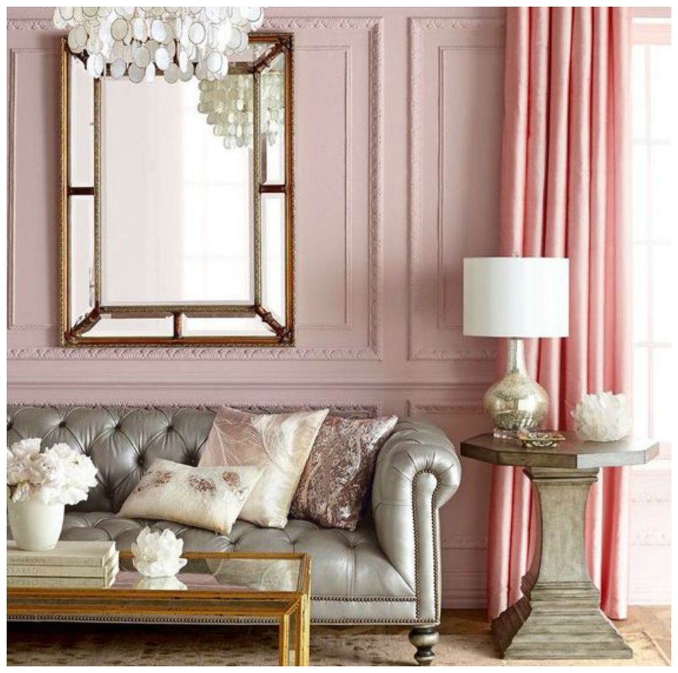 Feminine Room Decor