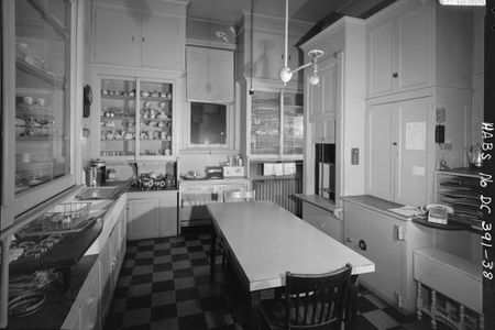 8 Elements Vintage Kitchen Photos Ideas Checkerboard Floors 1920s