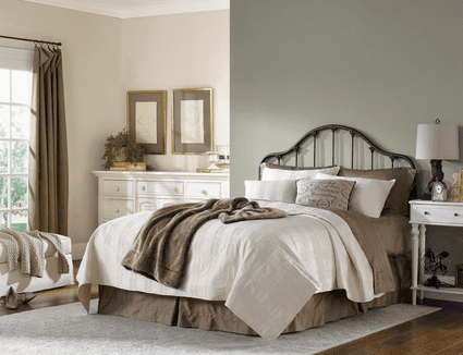 The Best Relaxing Bedroom Paint Colors