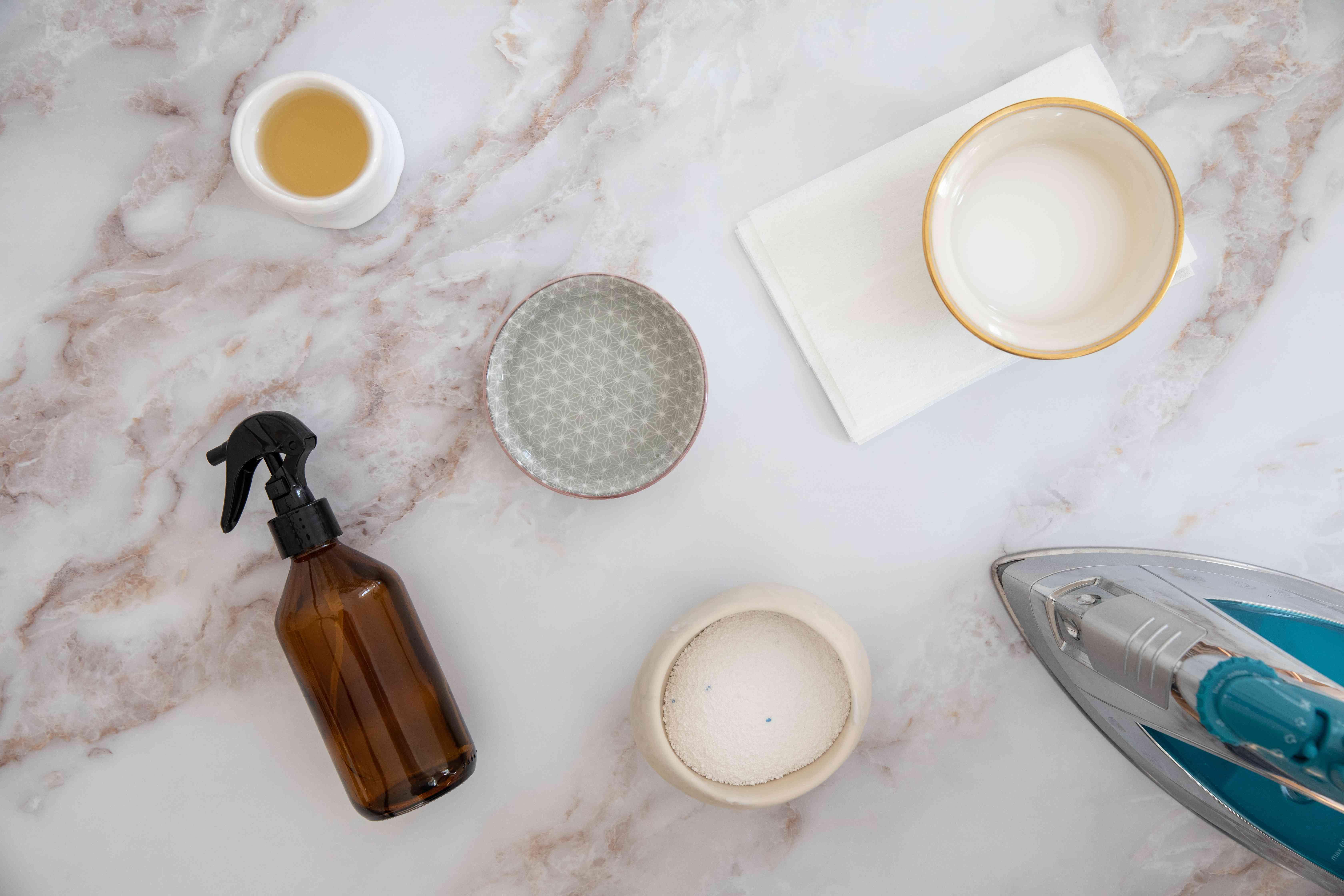materials for washing bamboo fabrics