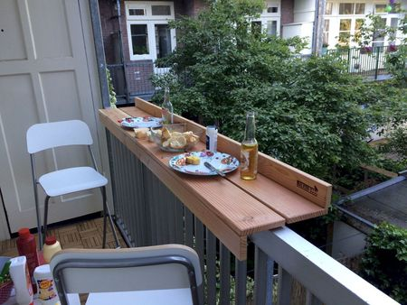48 Ways To Make The Most Of Your Tiny Apartment Balcony Gorgeous Apartment Balcony Decorating Ideas Model