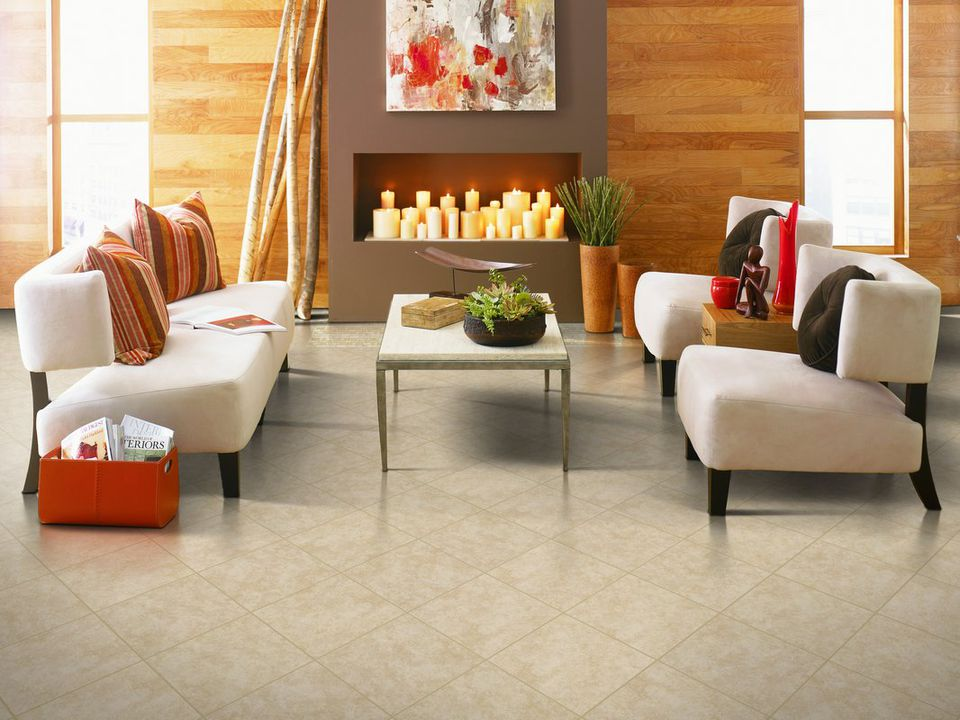 Super Advantages of Ceramic Floor Tile in Living Rooms YU67