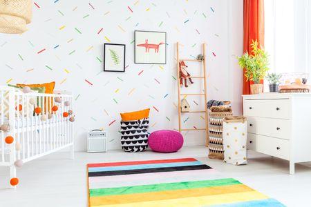 Decorating A Rental Inspiring Nursery Ideas For Renters