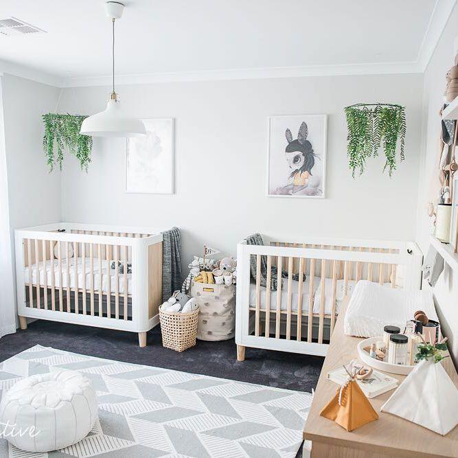 16 Awe Inspiring Twin Nurseries