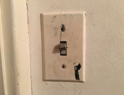 Very best Replacing a Toggle Light Switch With a Rocker Switch GJ27