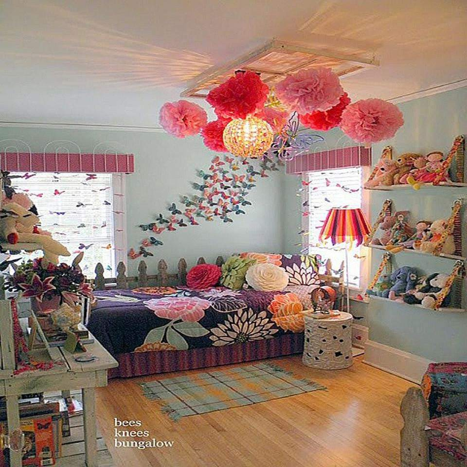 Girls Room: Bedroom Ideas For Little Girls