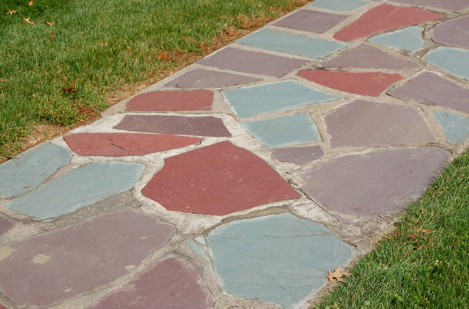 How to Build a Stone Walkway in 14 Easy Steps