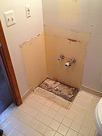 How To Remove A Bathroom Vanity Cabinet, Removing A Bathroom Sink
