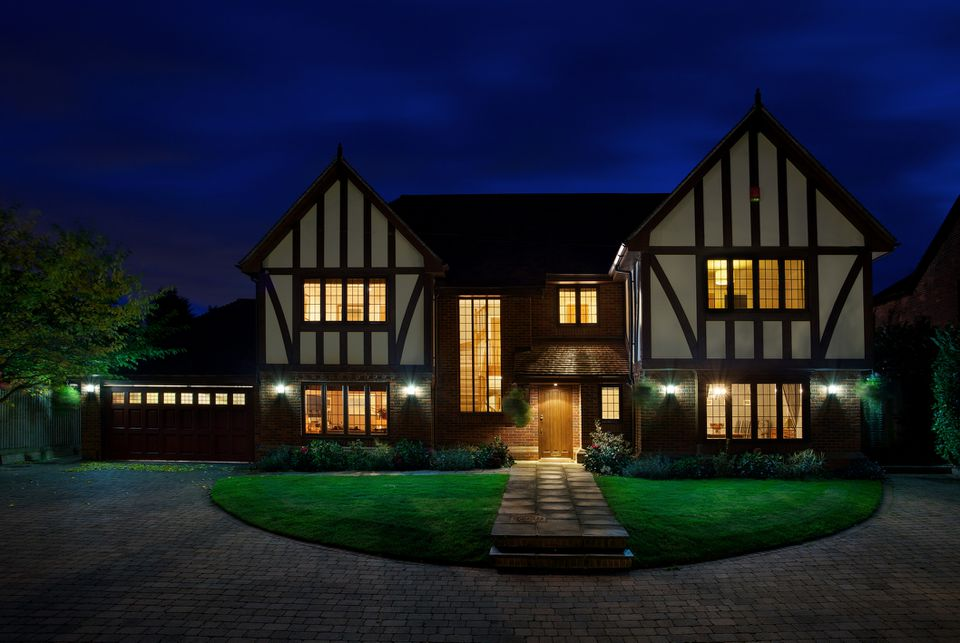 What is Tudor Revival?