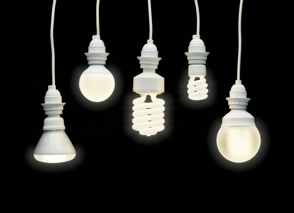 3 Types Of Fluorescent Light Bulbs