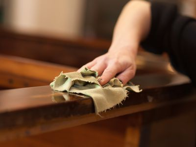 How to Clean and Care For Varnished Wood Furniture