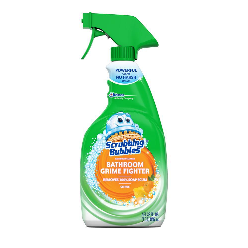 Bathroom Grime Fighter Spray