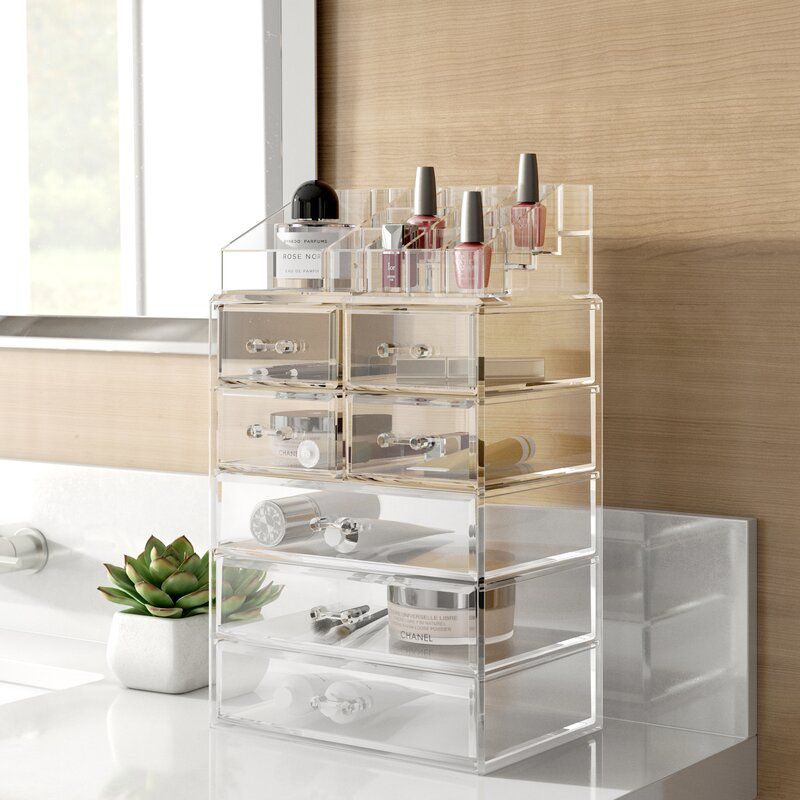 The 12 Best Makeup Organizers Of 2021