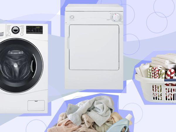Washer Dryer Laundry