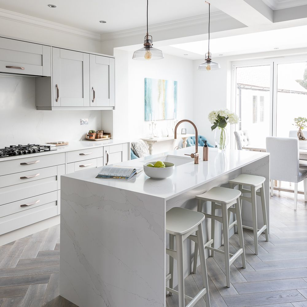 9 Gorgeous Kitchens With Wood Floors