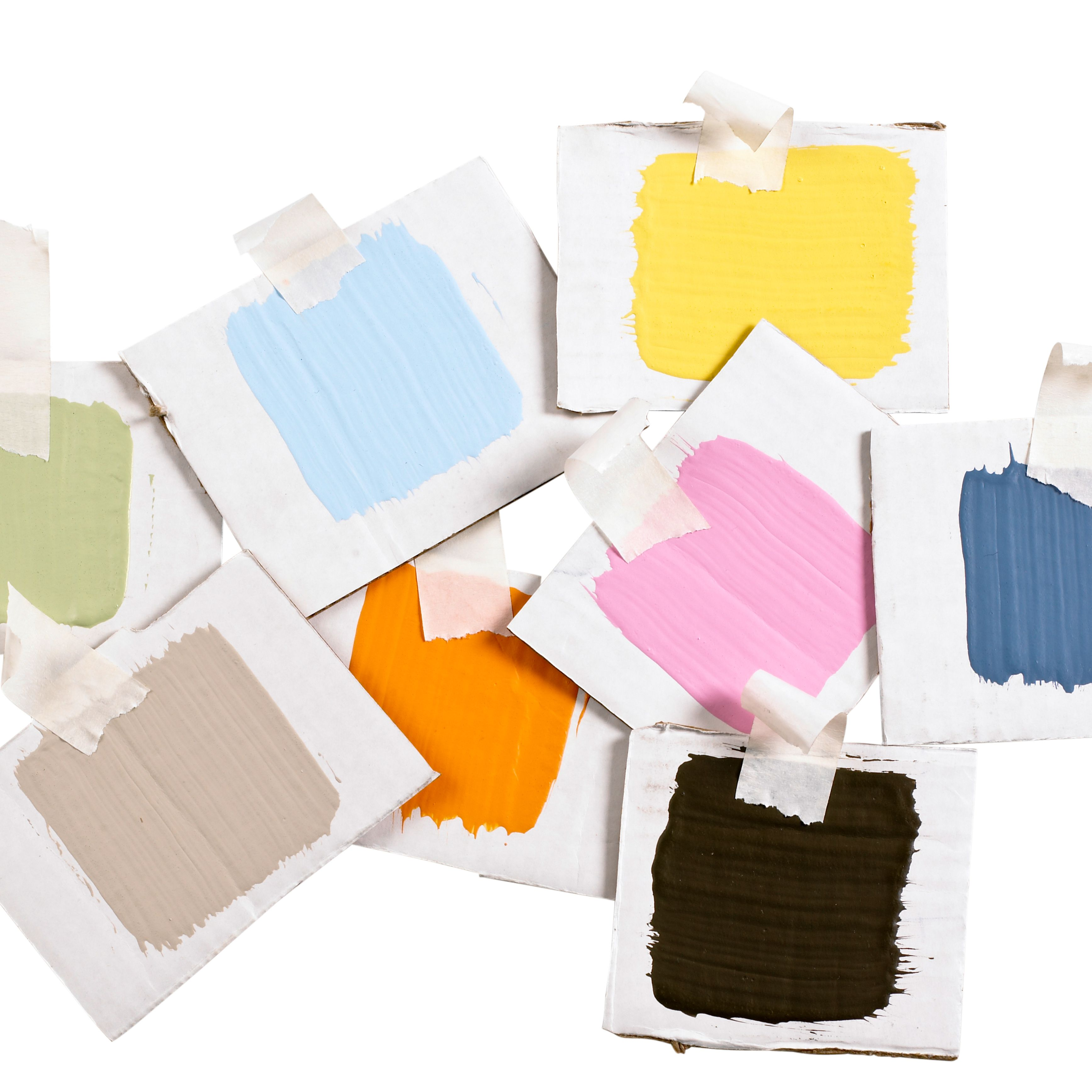 What to Know About Paint Color Samples